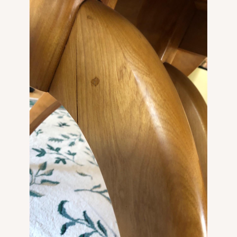 Heywood Wakefield Mid-Century Dinning Table - image-6