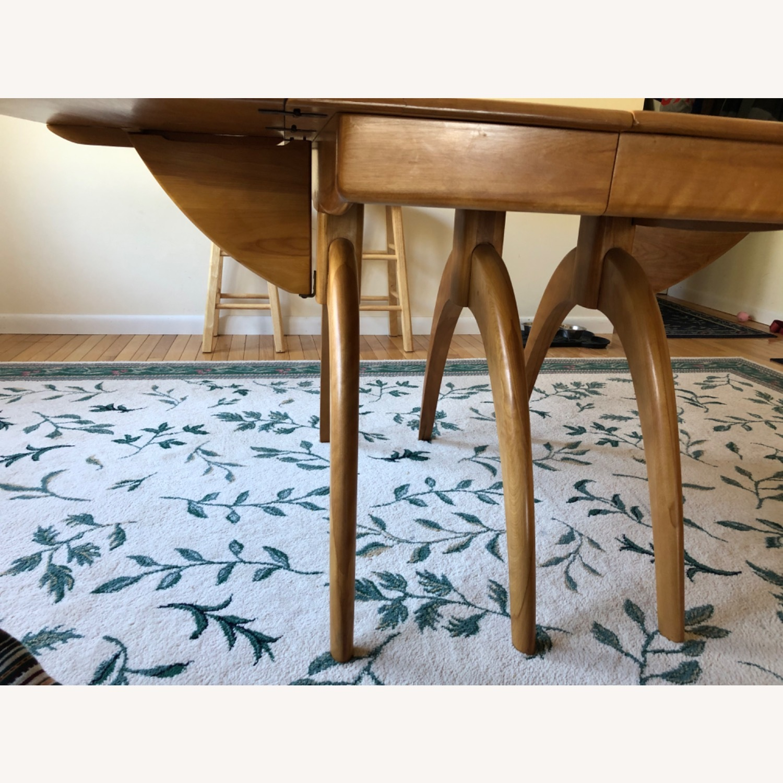 Heywood Wakefield Mid-Century Dinning Table - image-7