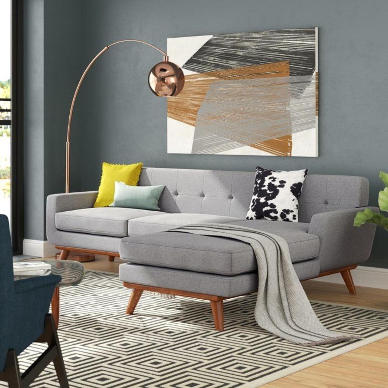 Modway Sectional Sofa - image-0