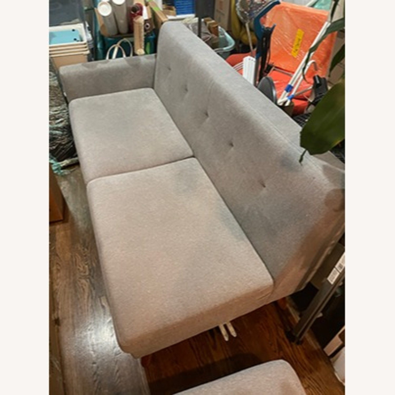 Modway Sectional Sofa - image-9