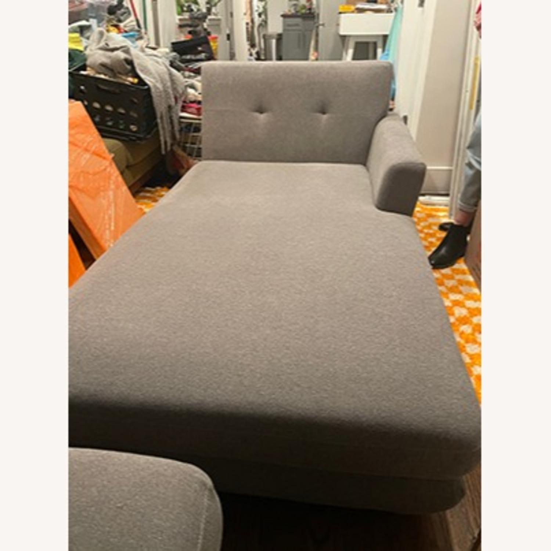 Modway Sectional Sofa - image-5