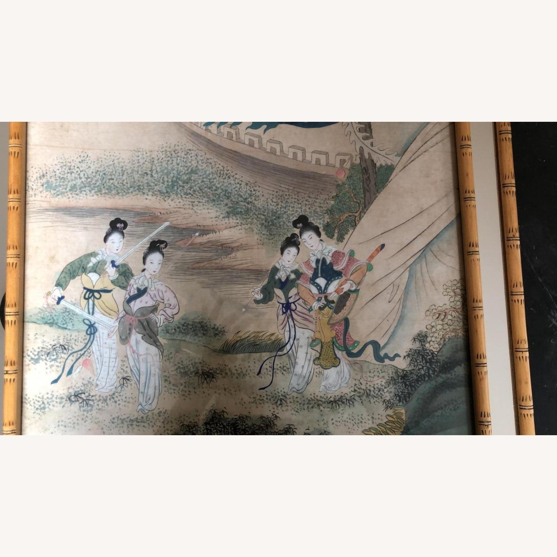 ABC Carpet and Home Japanese Geisha's - image-7