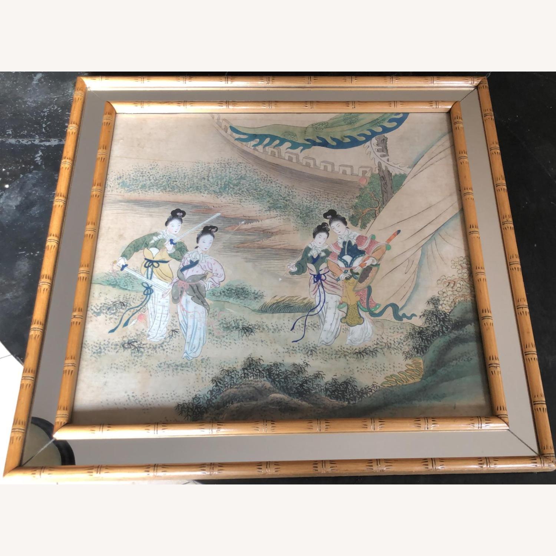 ABC Carpet and Home Japanese Geisha's - image-0