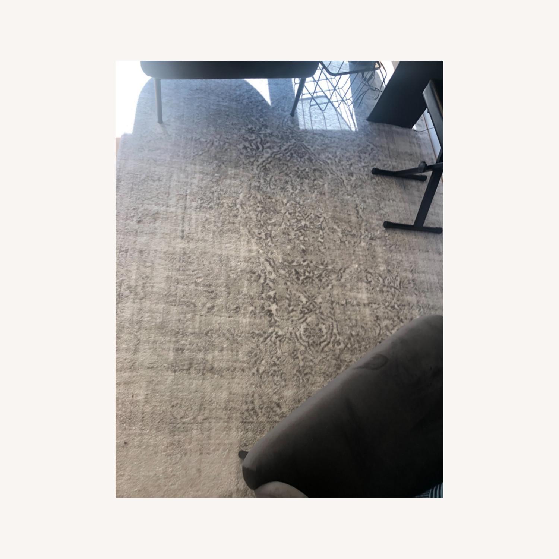 Light Gray Rug - image-0