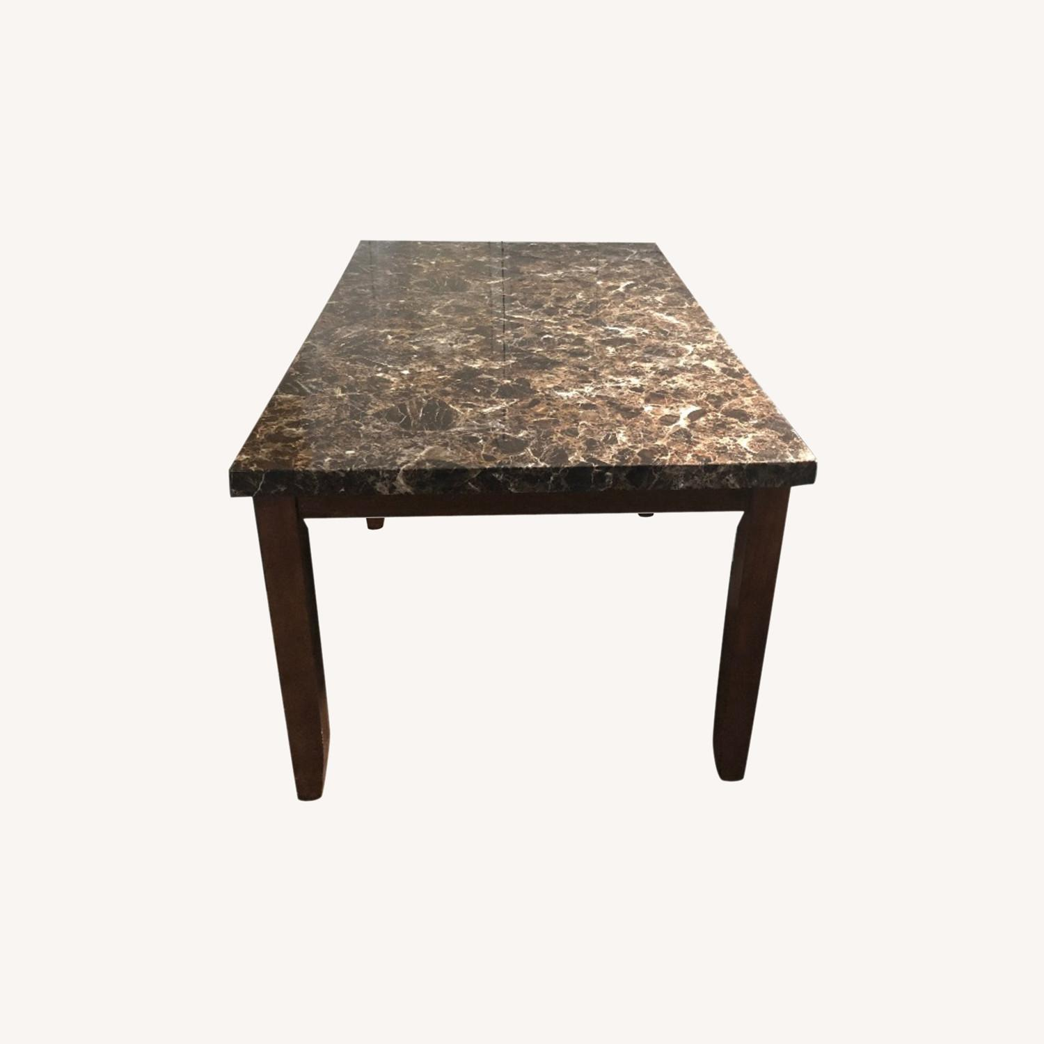 Raymour & Flanigan Dining Table - image-0