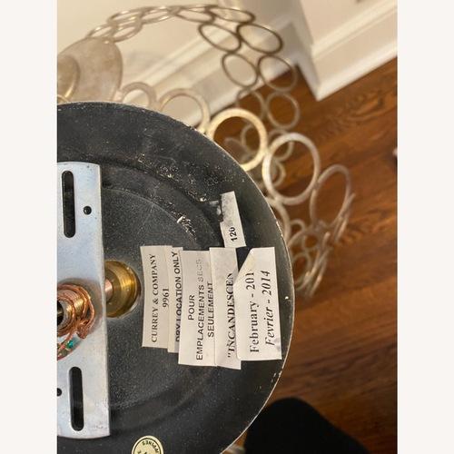 Used Currey & Company Tartufo Chandelier for sale on AptDeco