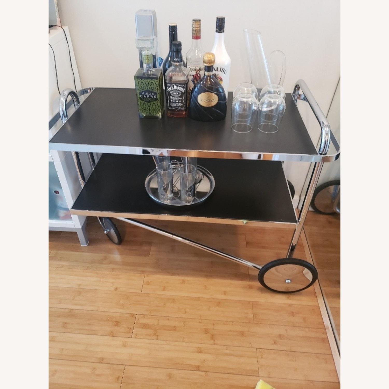 Marcel Breuer Tea (Bar) Cart (1999) - image-2