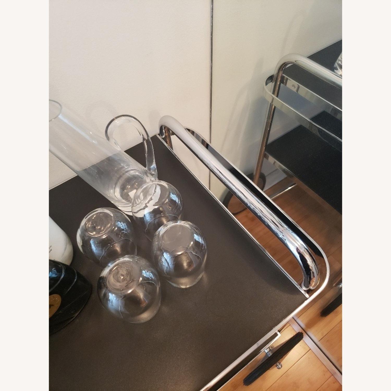 Marcel Breuer Tea (Bar) Cart (1999) - image-3