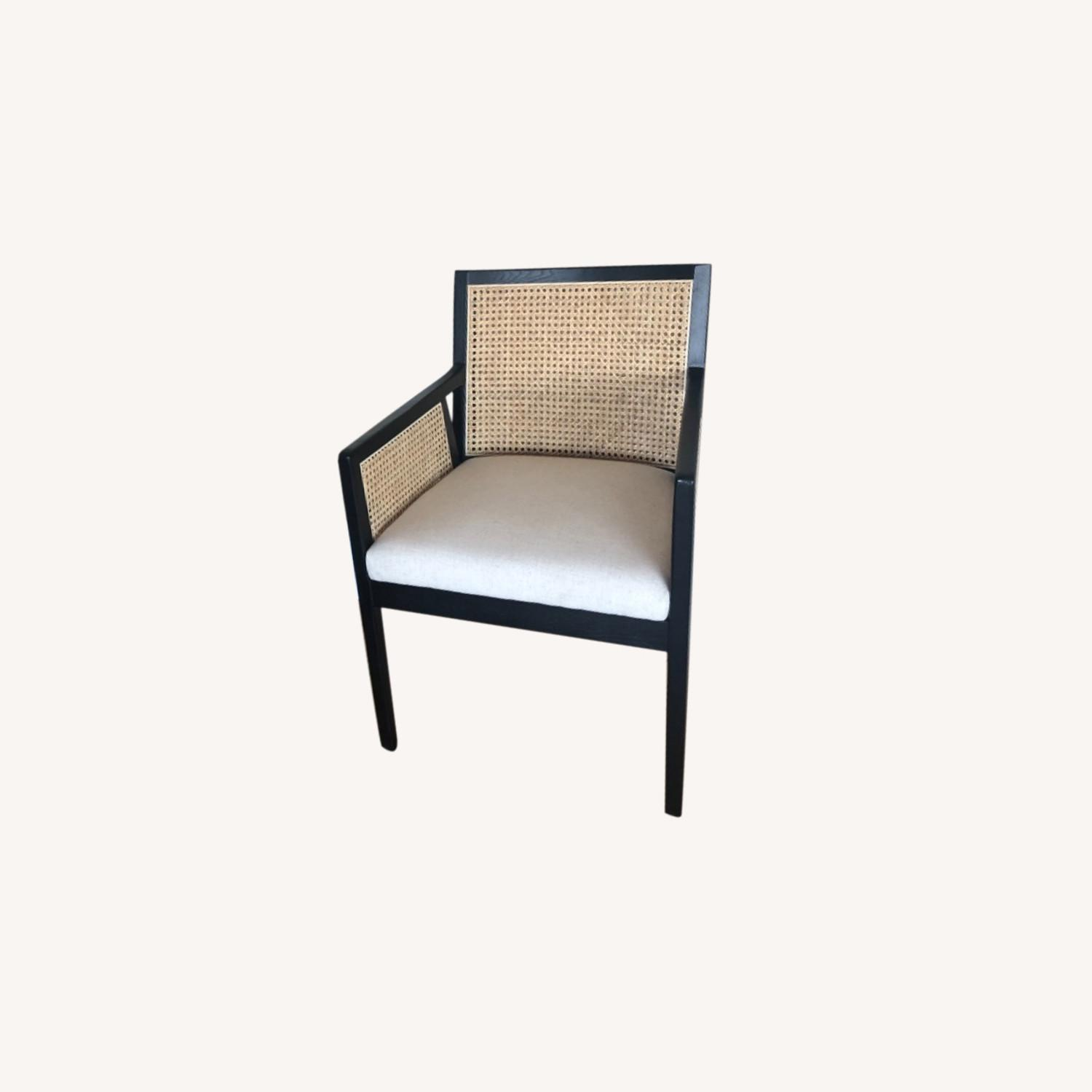 Zin Home Cane Dining Chairs - image-7