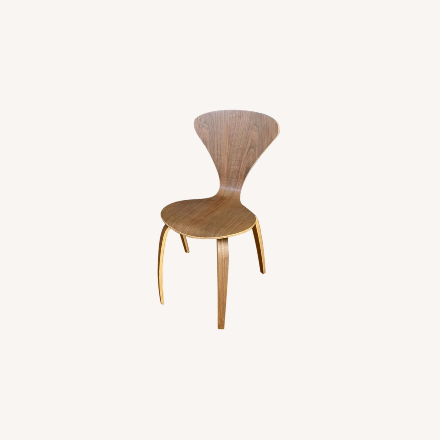 Cherner Replica Dining Chair Set - image-0
