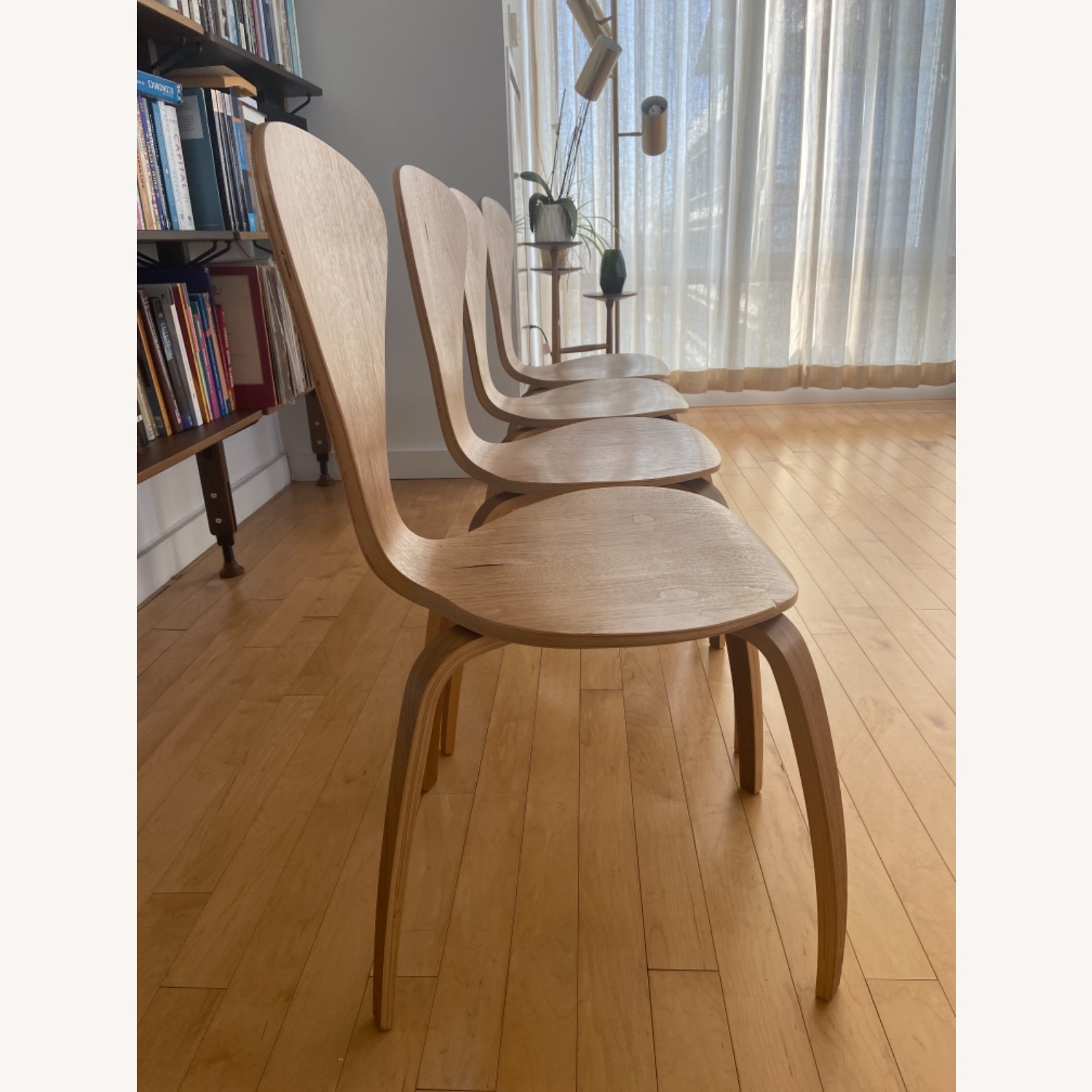 Cherner Replica Dining Chair Set - image-3