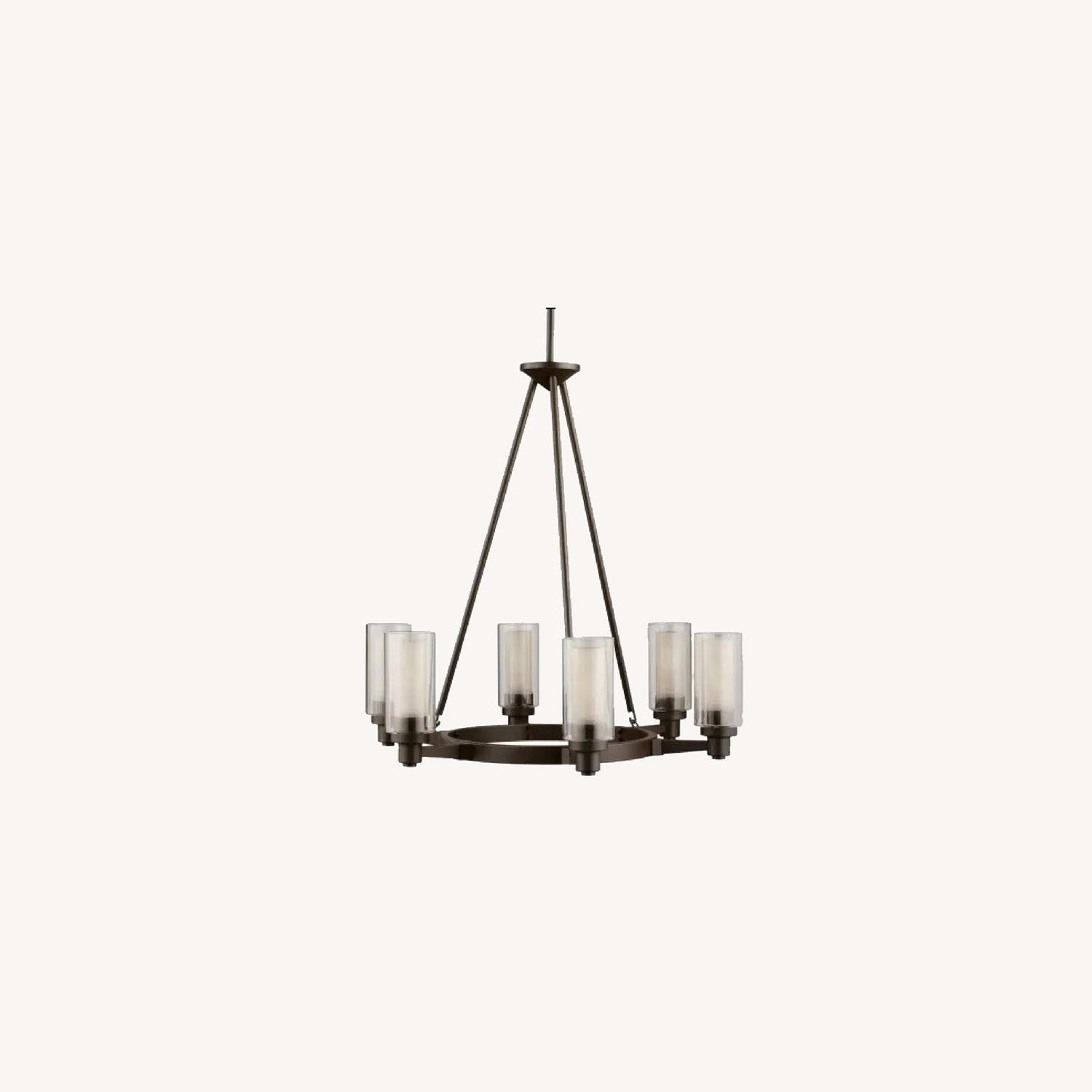 Kichler 6 Light 26 Chandelier - image-0