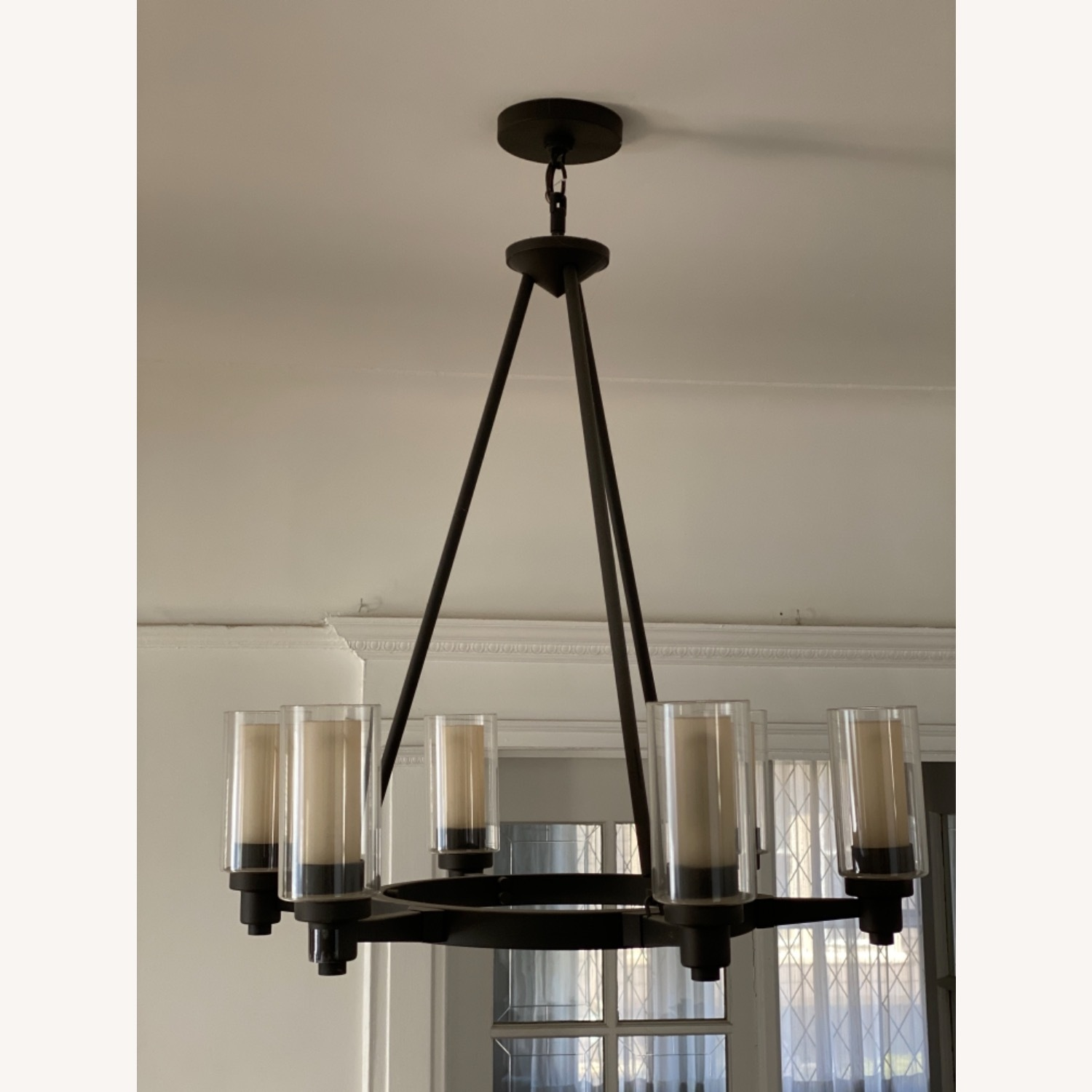 Kichler 6 Light 26 Chandelier - image-2