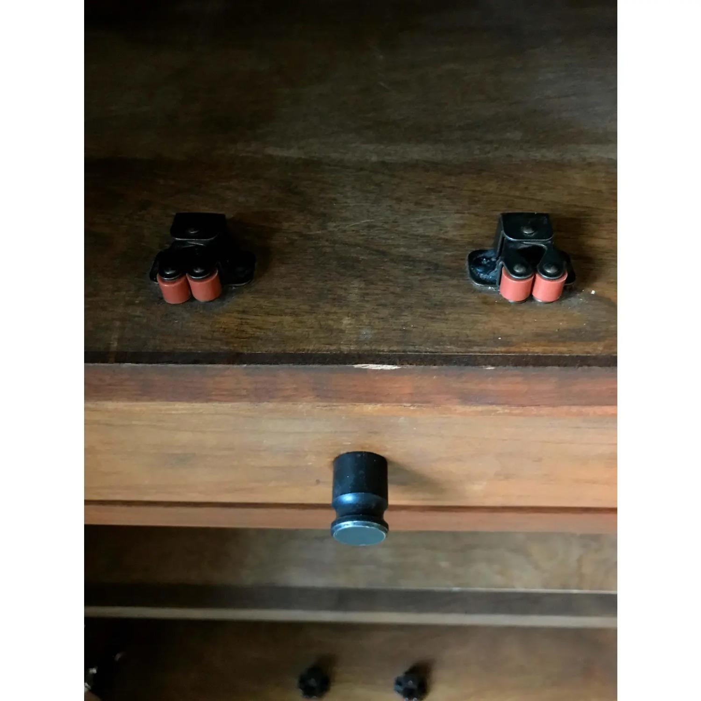 Room & Board Mid-Century Hudson Walnut Cabinet - image-8