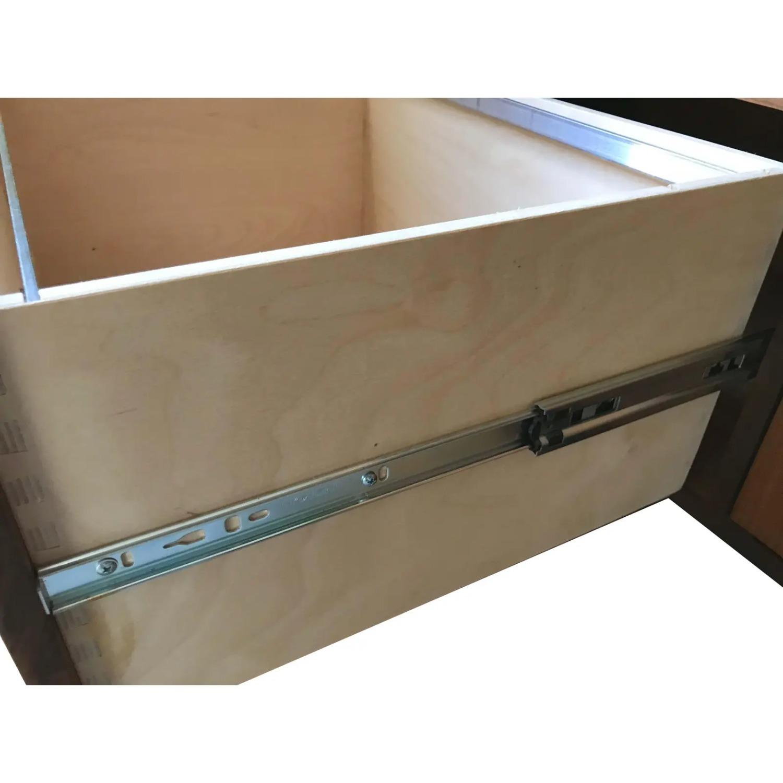 Room & Board Mid-Century Hudson Walnut Cabinet - image-4