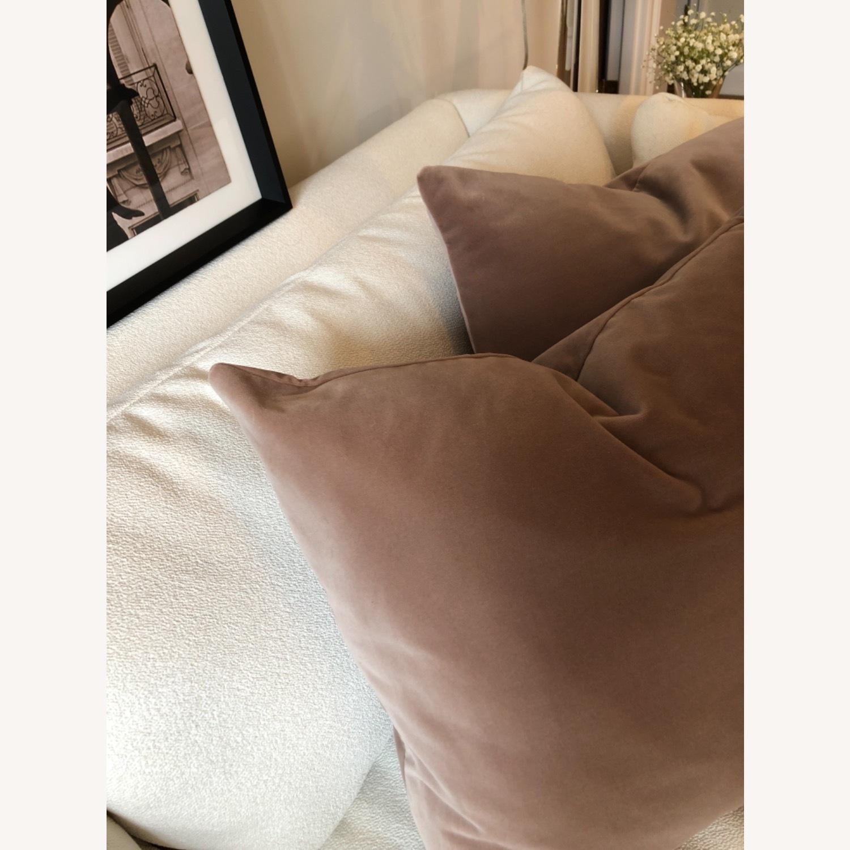 Little Design Mauve Pillow Set - image-4