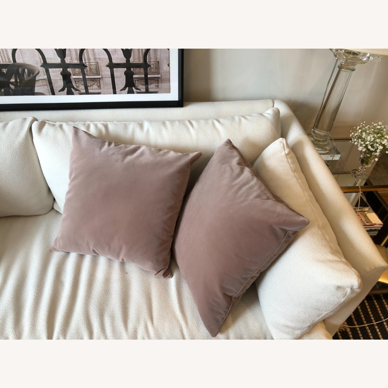 Little Design Mauve Pillow Set - image-2