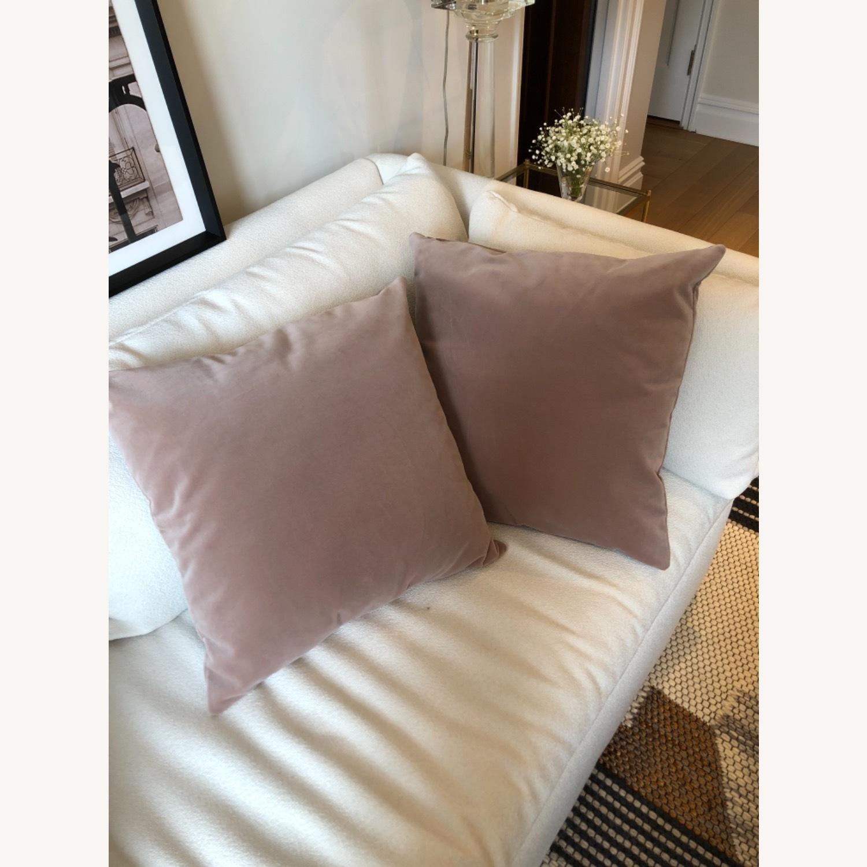 Little Design Mauve Pillow Set - image-1