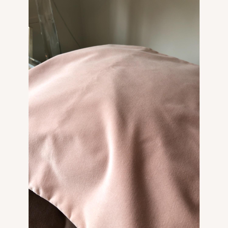 Little Design Blush Velvet Pillow Set - image-2