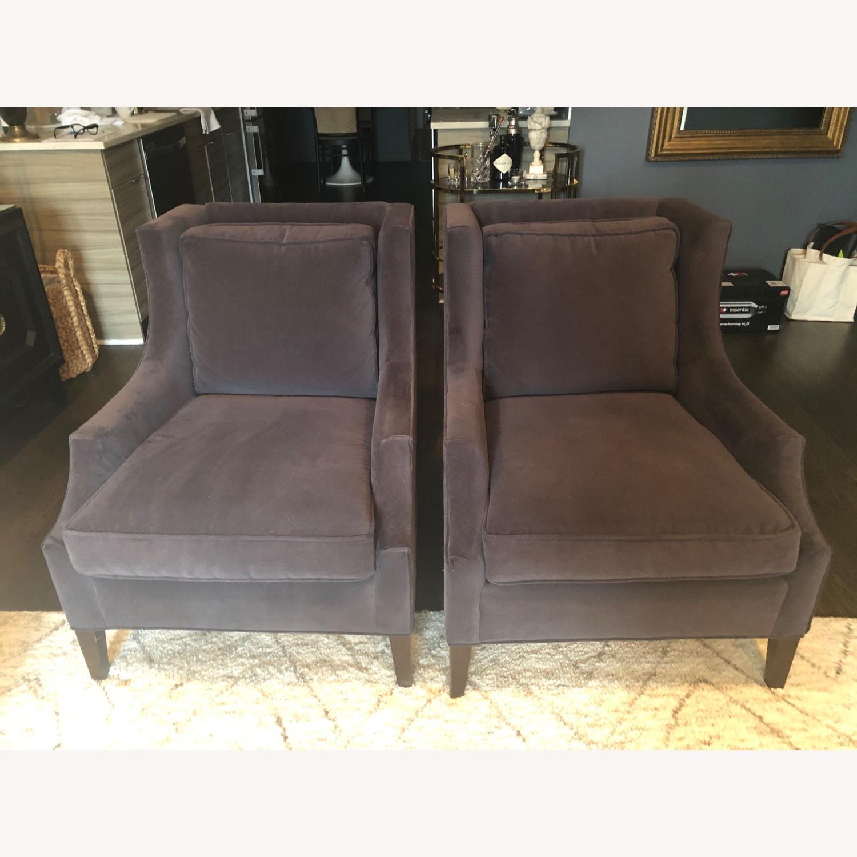 Mitchell Gold + Bob Williams Chairs - Set of 2 - image-1
