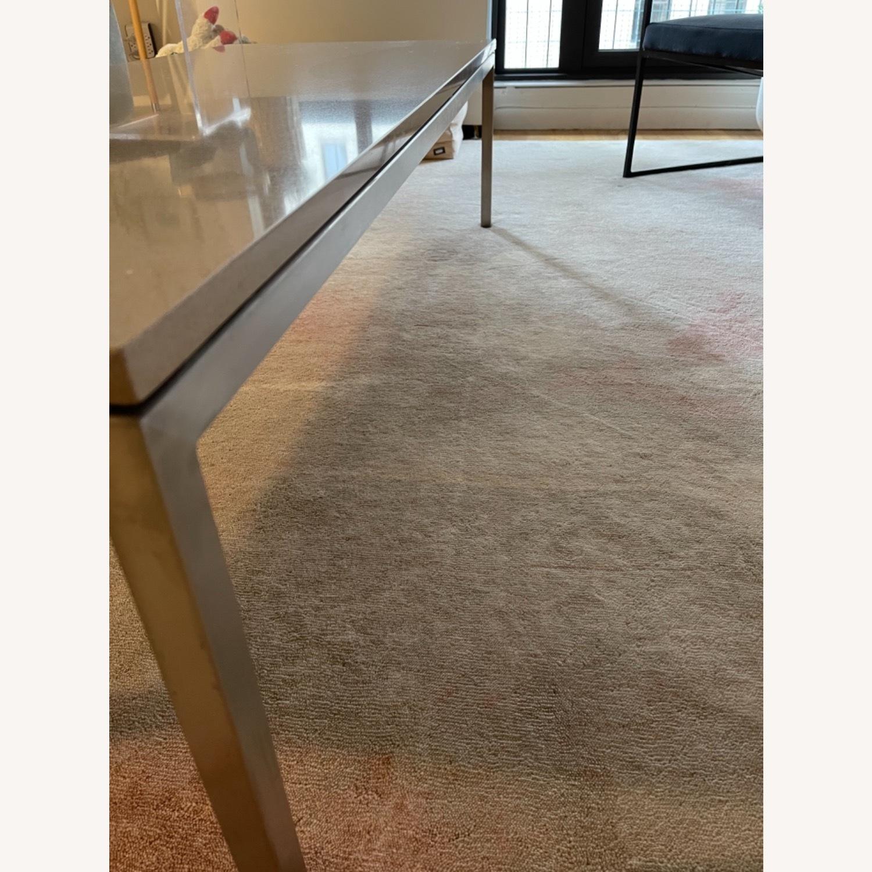 Room & Board Portica Coffee Table with Fog Quartz - image-7