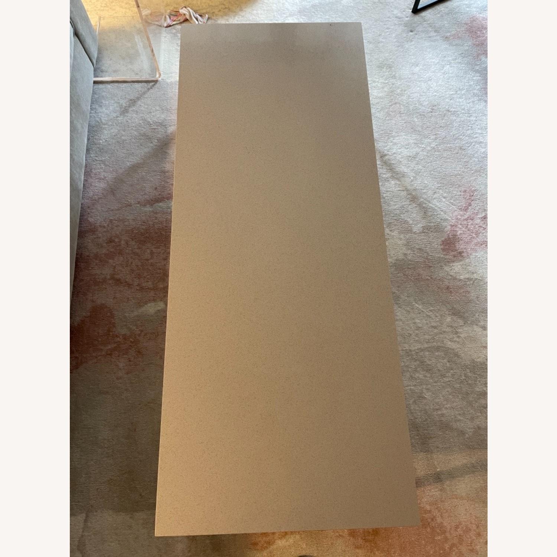 Room & Board Portica Coffee Table with Fog Quartz - image-11