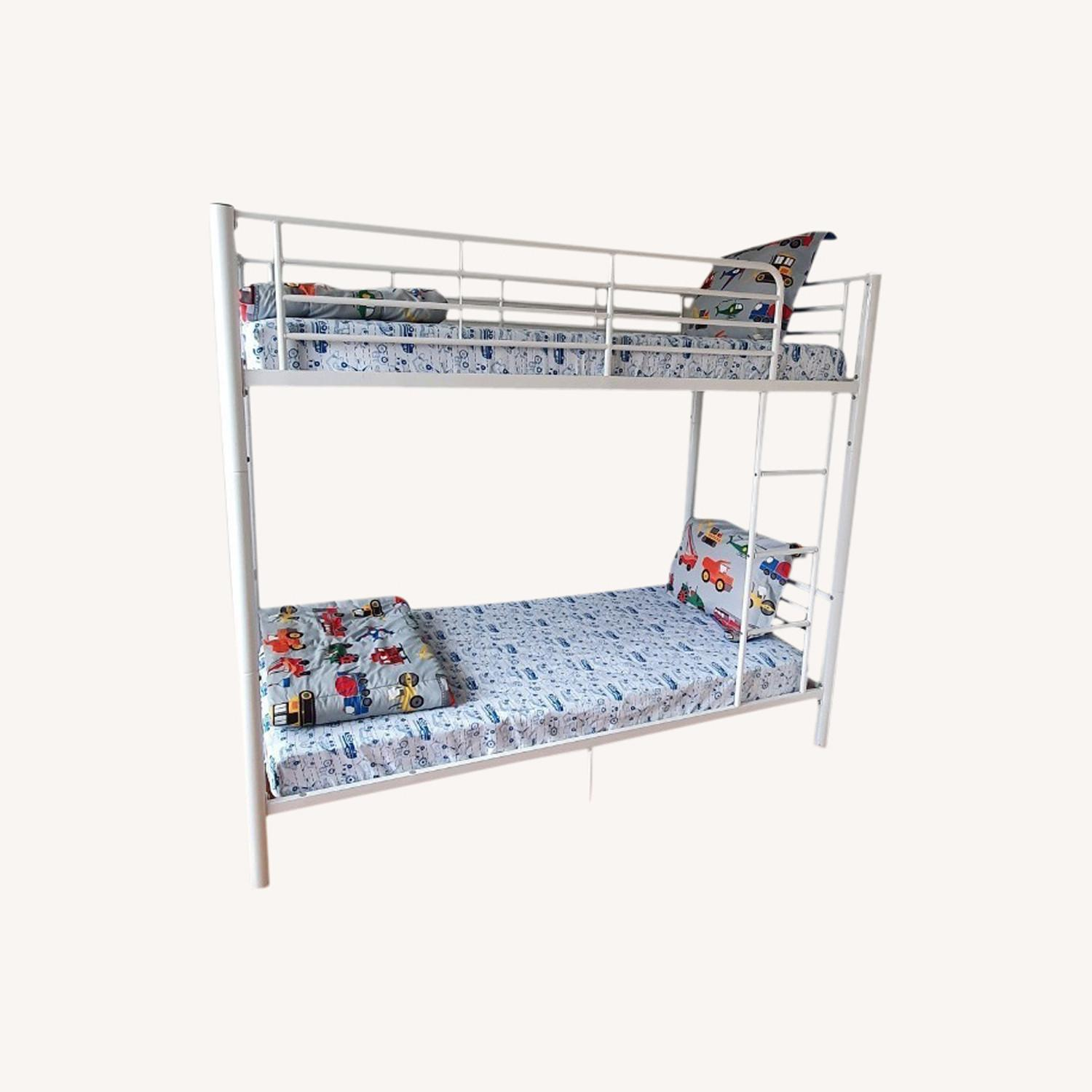Like New Bunk Bed - image-0