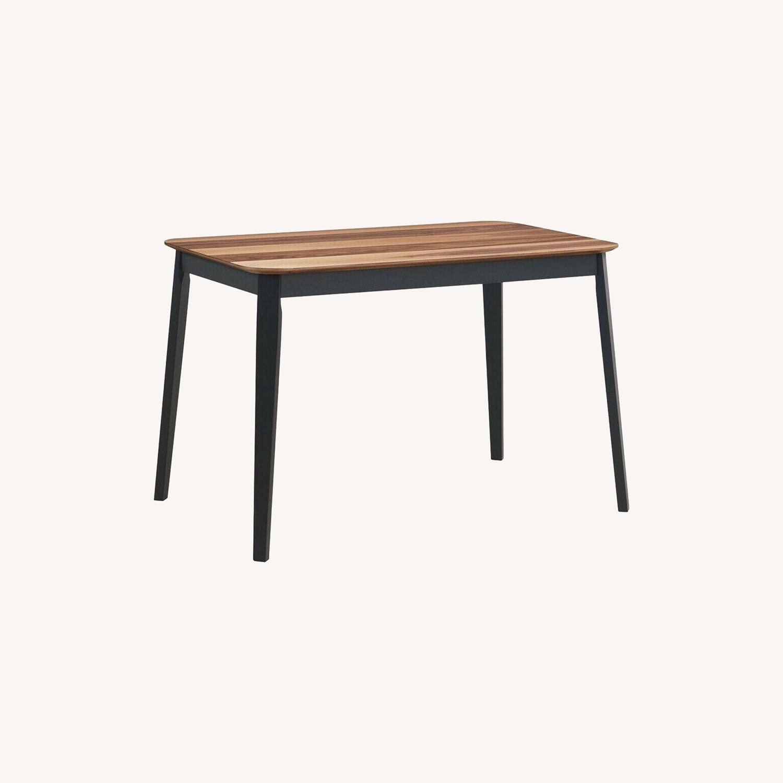 Mid Century Modern Dining Room Table - image-0