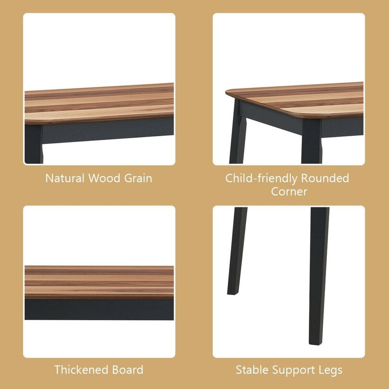 Mid Century Modern Dining Room Table - image-3