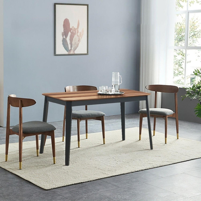 Mid Century Modern Dining Room Table - image-1