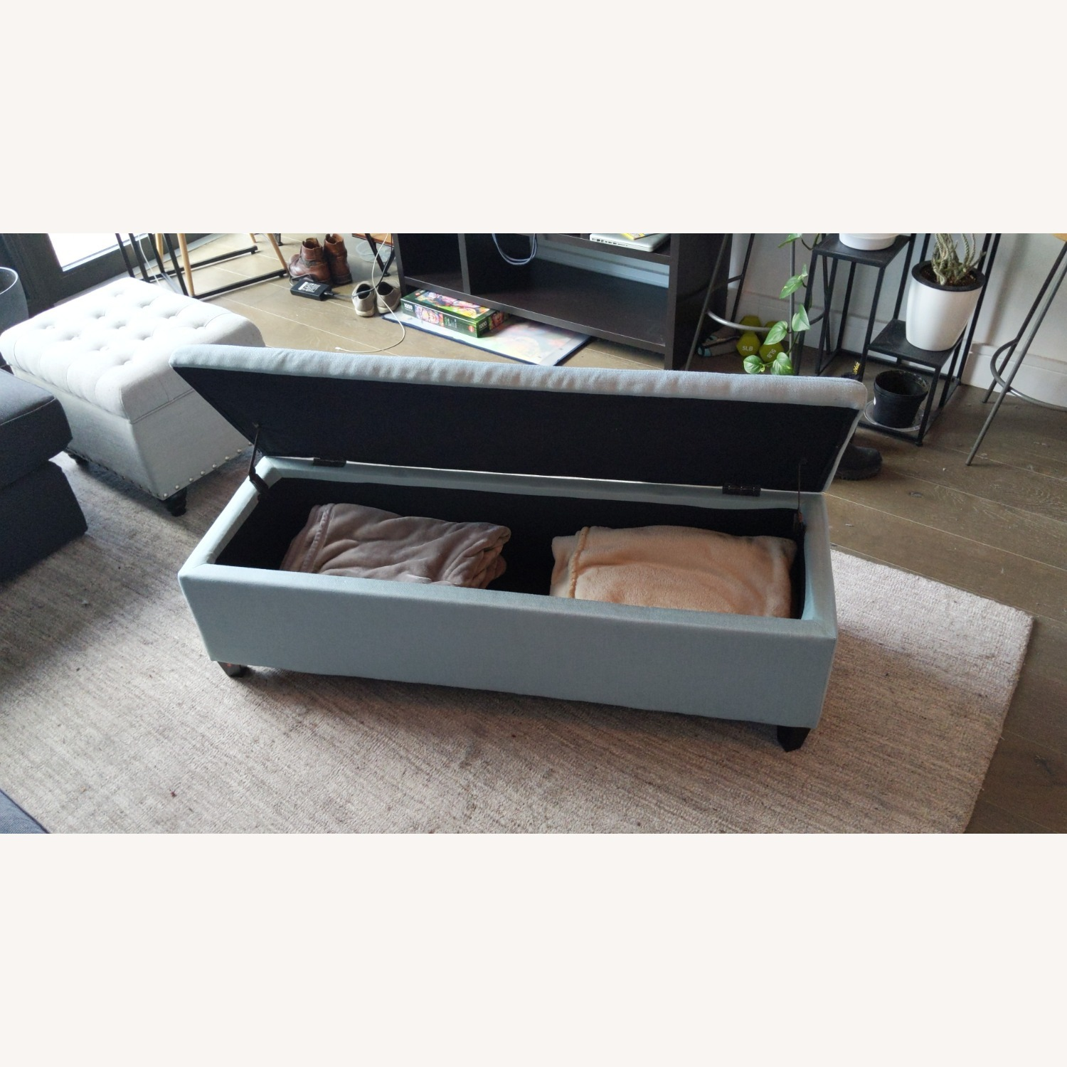 Storage Bench for Sofa - image-2