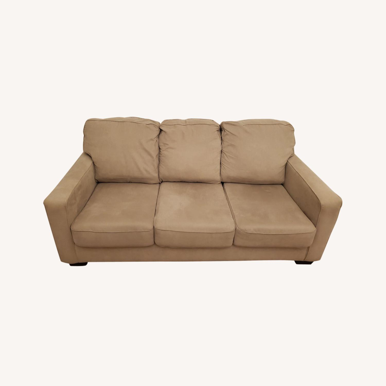 Ashley Furniture Queen Sleeper Sofa - image-0