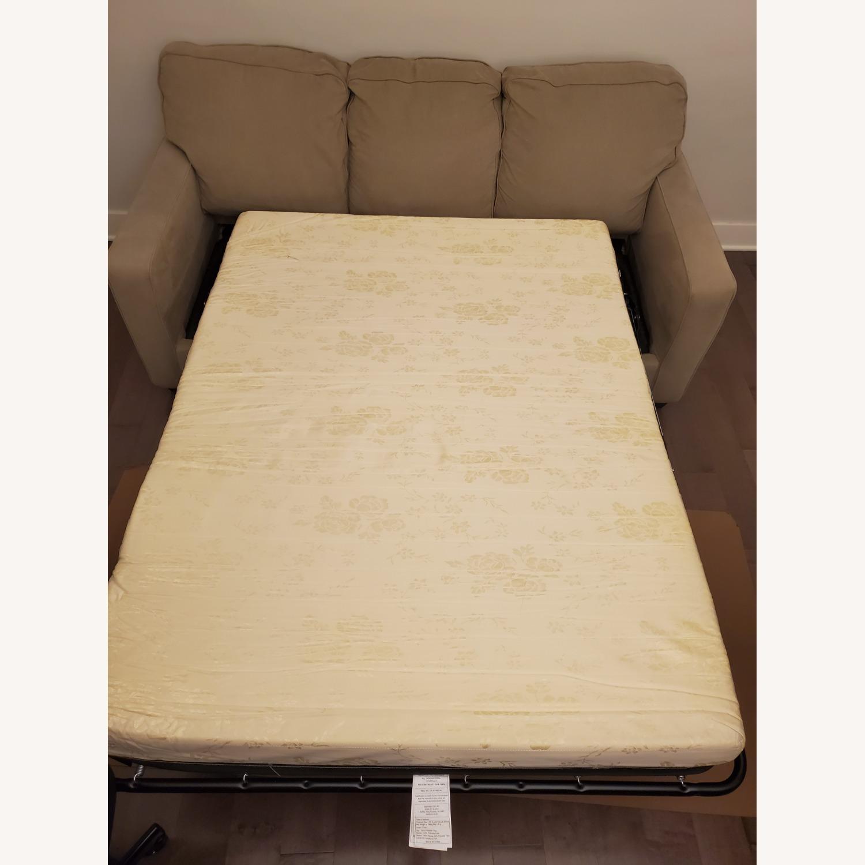 Ashley Furniture Queen Sleeper Sofa - image-5