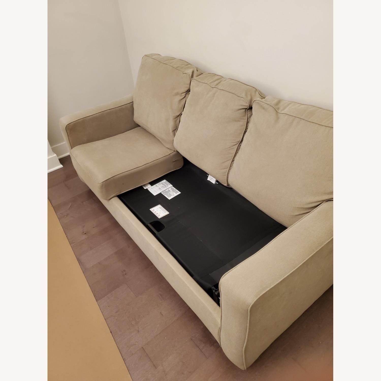 Ashley Furniture Queen Sleeper Sofa - image-4