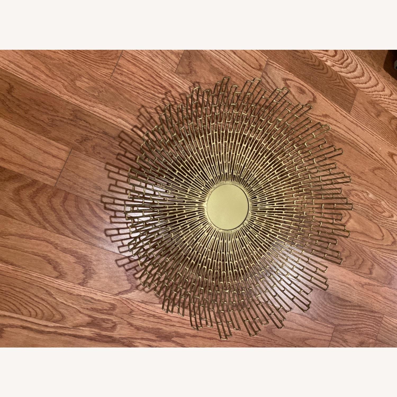 Crate & Barrel Starburst Bowl - image-1