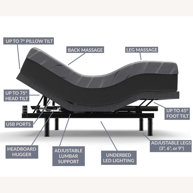 Adjustable Base Bed - Split King - Sven & Son - image-2
