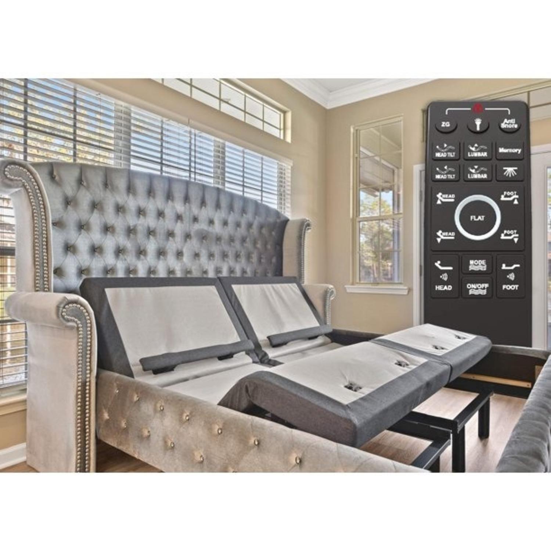 Adjustable Base Bed - Split King - Sven & Son - image-1