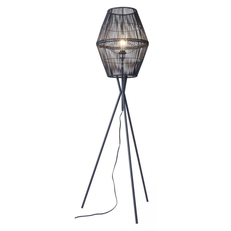 Zuo Modern Furniture Modern Black Floor Lamp - image-1