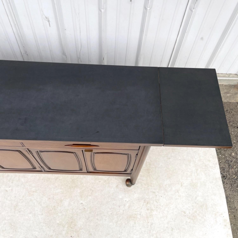 Mid-Century Modern Bar Cart - image-9