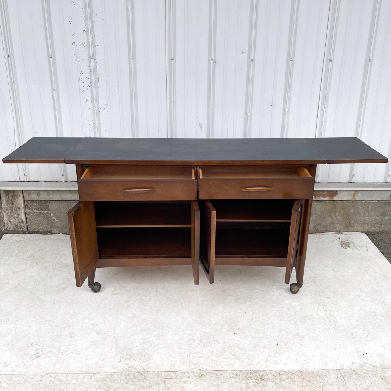 Mid-Century Modern Bar Cart - image-6