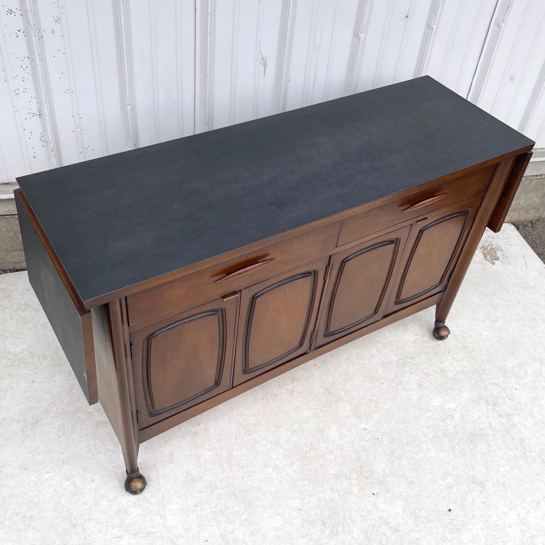 Mid-Century Modern Bar Cart - image-2