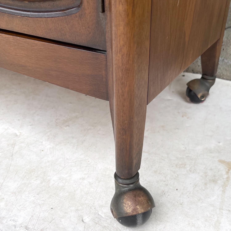 Mid-Century Modern Bar Cart - image-14