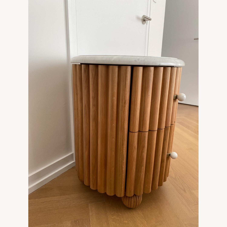 Soho Home Carlisle Bedside Table - image-3