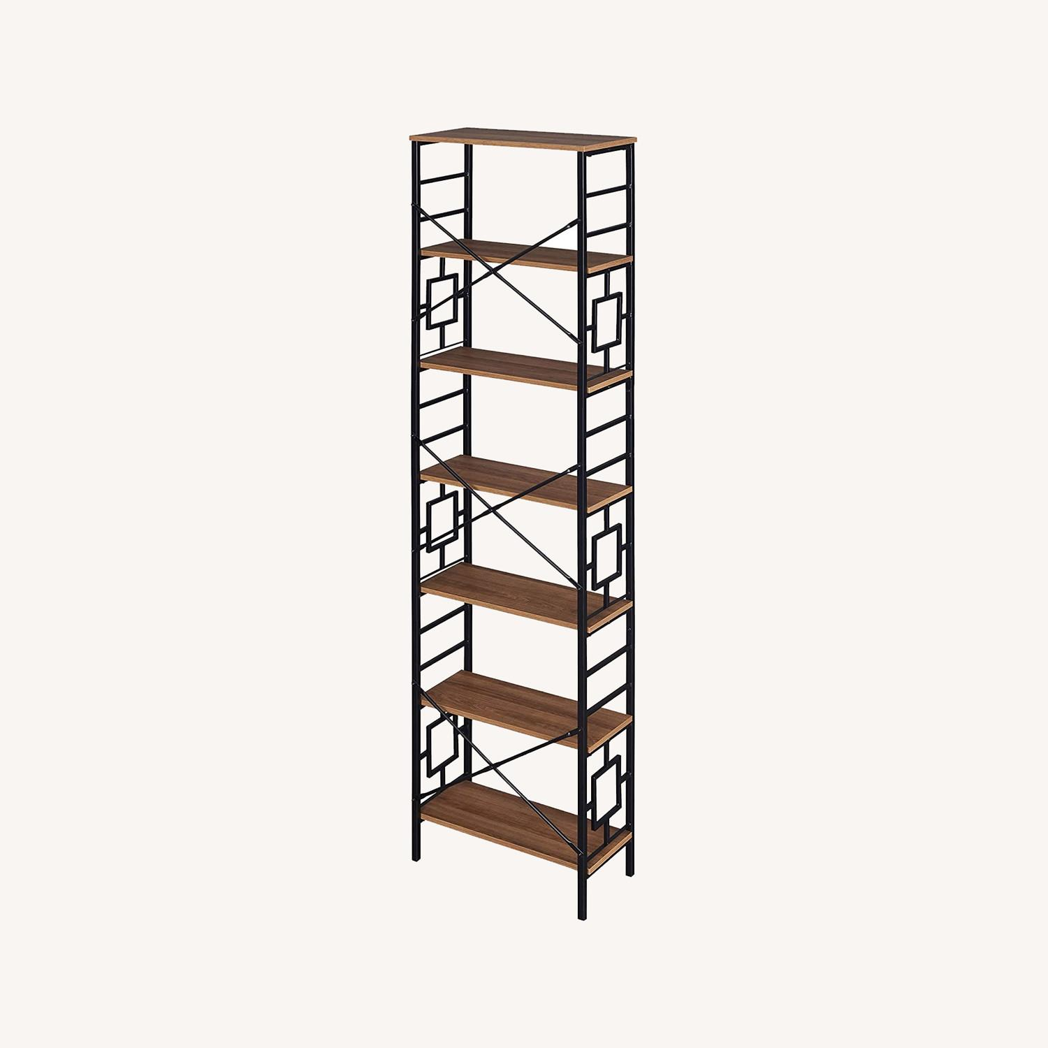7-Tier Bookcase, Homissue - image-0