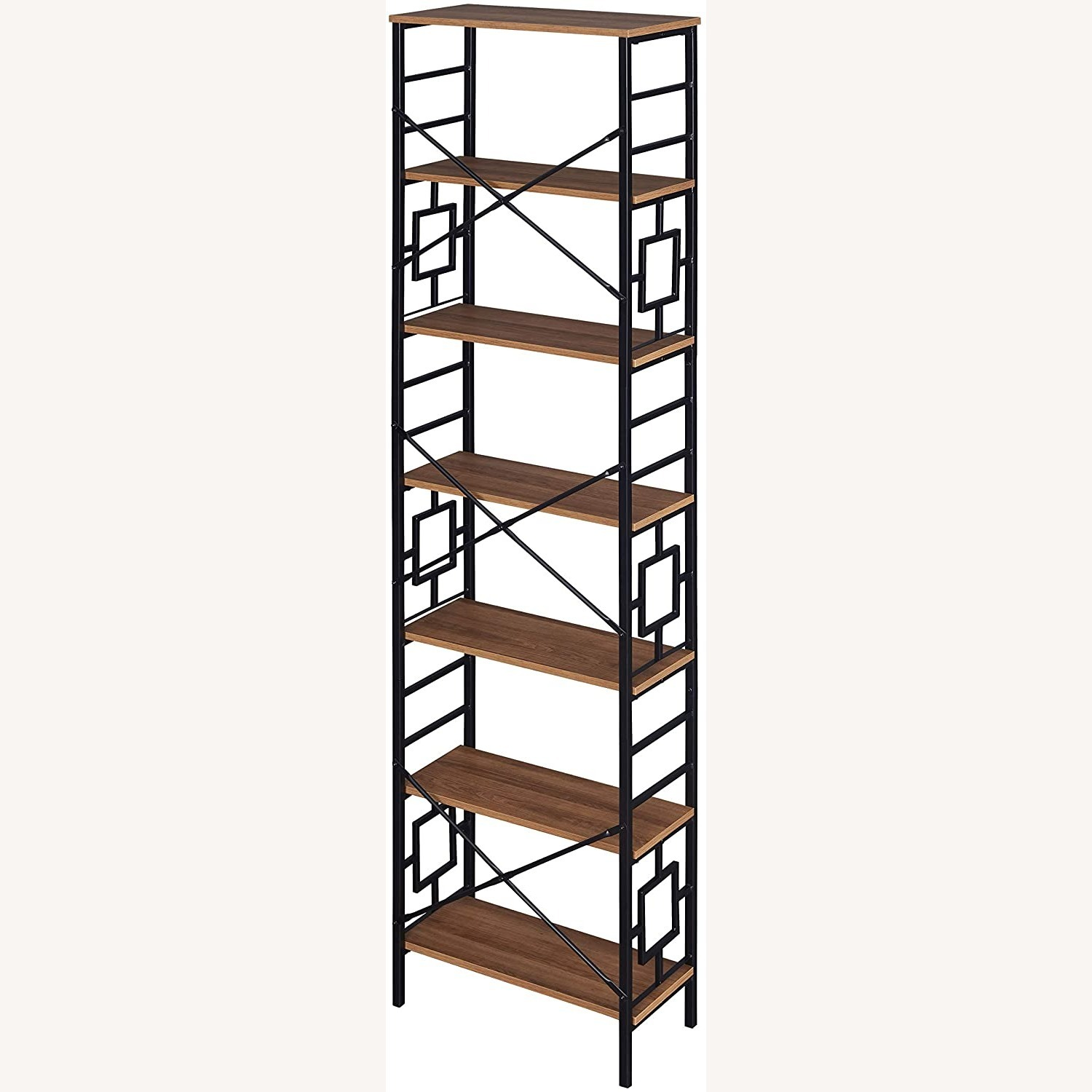 7-Tier Bookcase, Homissue - image-5