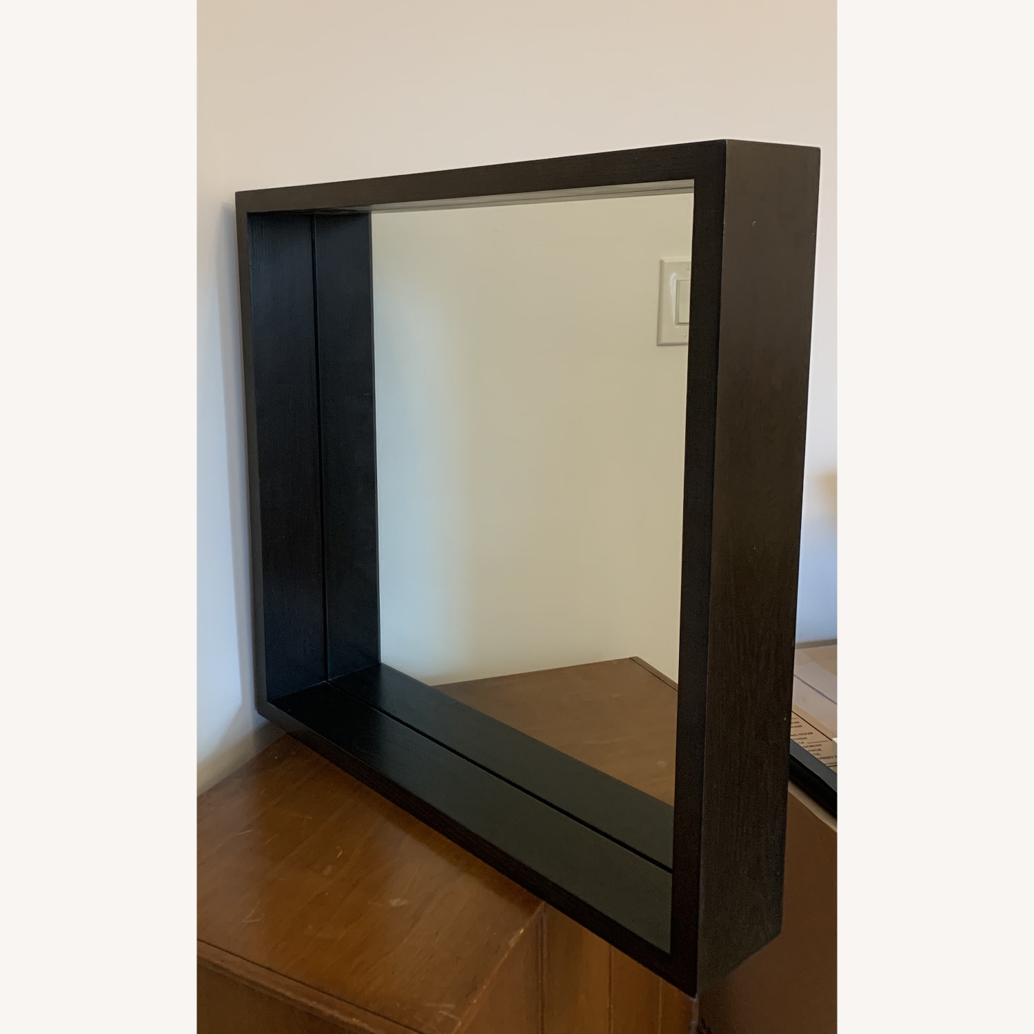 West Elm Modern Wall Mirror - image-2