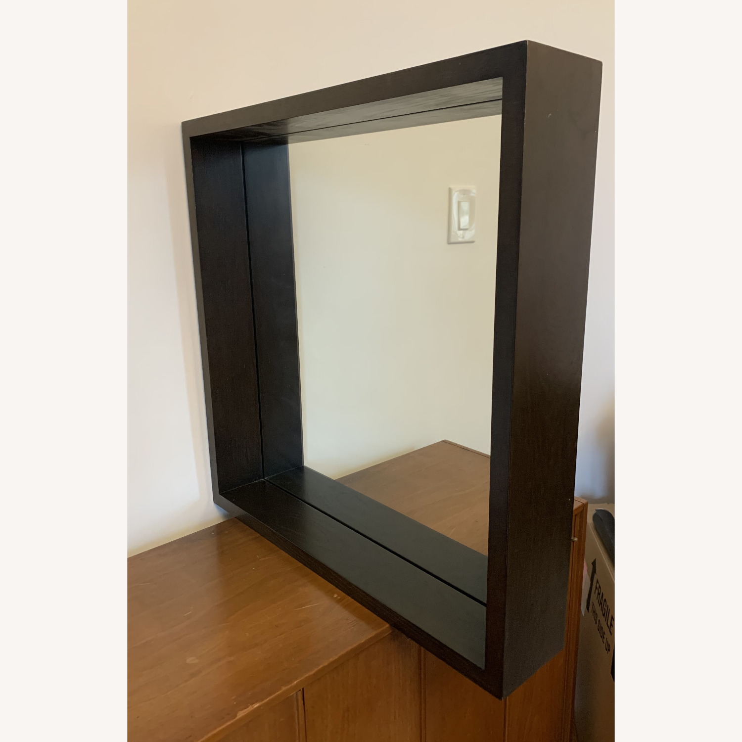 West Elm Modern Wall Mirror - image-1