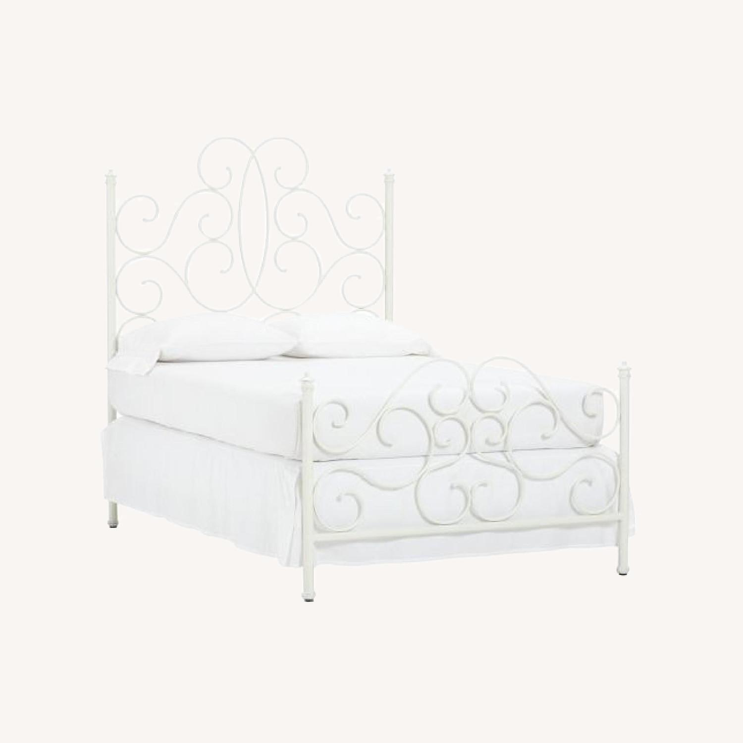 Pottery Barn Teen Amelie Twin Metal Bed - image-0