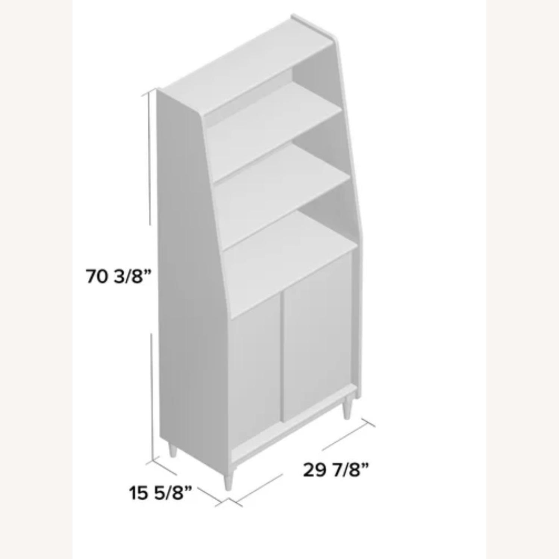 Wayfair Posner Standard Bookcase - image-2