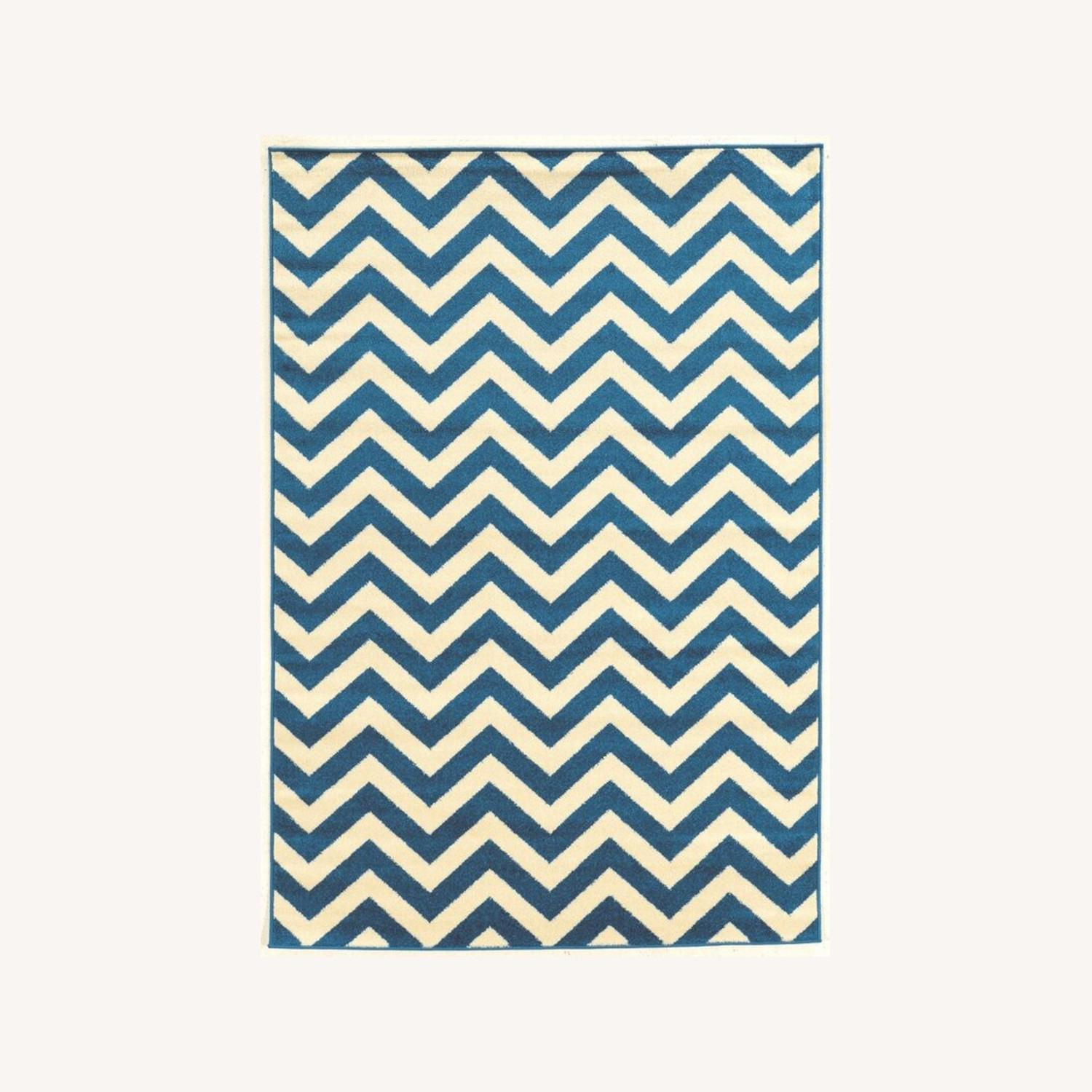Wayfair Large Chevron Rug - image-0